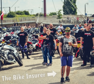 Polish Bike Meet Day at the Ace Cafe - 0004