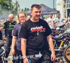 Polish Bike Meet Day at the Ace Cafe - 0008