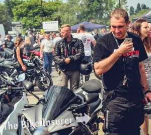 Polish Bike Meet Day at the Ace Cafe - 0009