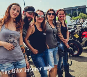 Polish Bike Meet Day at the Ace Cafe - 0011