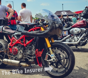 Polish Bike Meet Day at the Ace Cafe - 0014