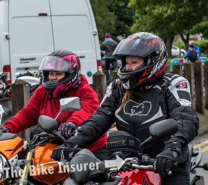 World's Largest All Female Biker Meet 2017 - 0001