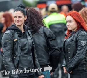 World's Largest All Female Biker Meet 2017 - 0013