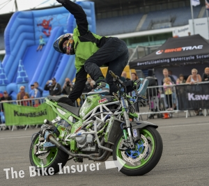 BikeSafe 2017 at Rockingham - 0001