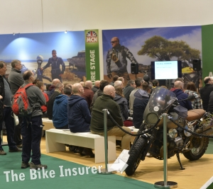 Gallery: London Motorcycle Show 2018 - 0001