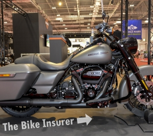 Gallery: London Motorcycle Show 2018 - 0006