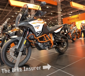 Gallery: London Motorcycle Show 2018 - 0009