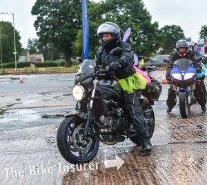 World's largest all female biker meet - 0002