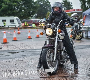 World's largest all female biker meet - 0003