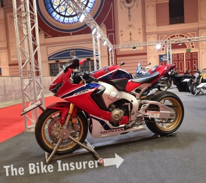 MCN Ally Pally Motorcycle Show - 0006