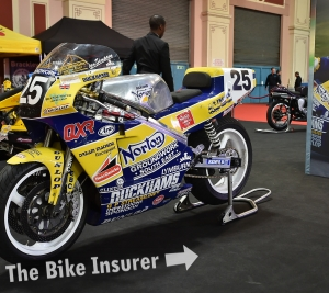 MCN Ally Pally Motorcycle Show - 0011
