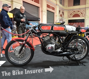 MCN Ally Pally Motorcycle Show - 0013