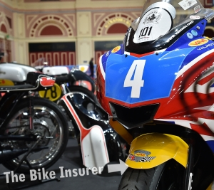 MCN Ally Pally Motorcycle Show - 0014