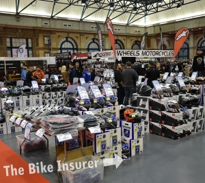 MCN Ally Pally Motorcycle Show - 0016