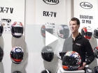 VIDEO: Arai RX-7V helmet