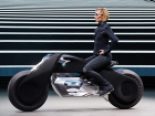 Motorbike of the future?