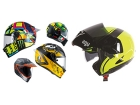 Five AGV lids for February 2017