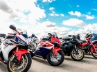 Motorcycle sales fall compared to previous year