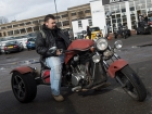 Trike Day at the Ace Cafe