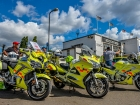 VIDEO: Blood Bikers at the Ace Cafe