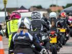 VIDEO: World's biggest all-female bike meet