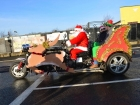 Santa's little helpers: The bikers spreading Christmas cheer