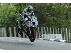 Michael Dunlop wins Superbike TT as Harrison hits 134mph
