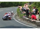 Hickman takes debut Isle of Man TT race win