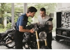 BMW Motorrad three year warranty