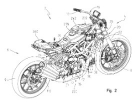 Indian FTR1200 patent images reveal more of production bike