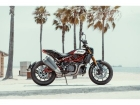 Indian FTR1200 finally revealed in production form