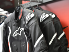 How much does motorcycle clothing cost?