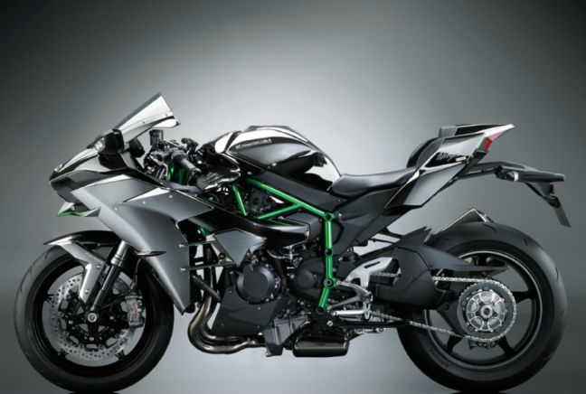 Kawasaki Ninja H2 - Featured image