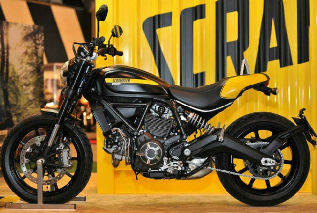 Ducati Scrambler - Featured image