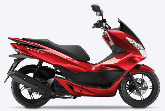Honda PCX - Featured image