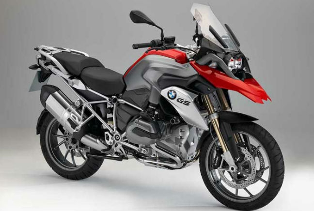 BMW R 1200 GS - Featured image