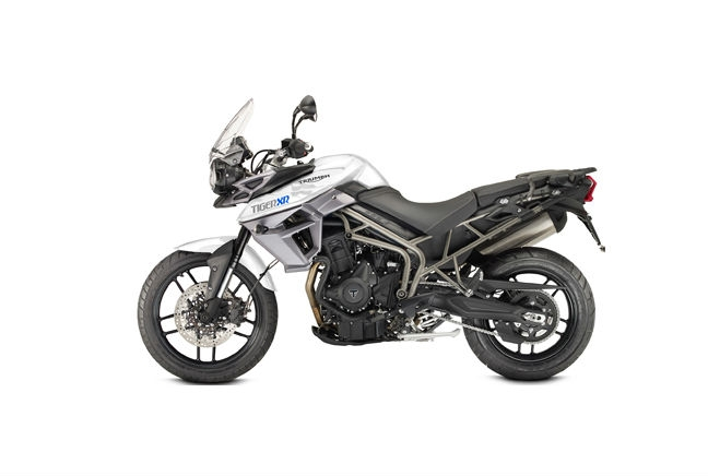 Triumph Tiger 800 - Featured image