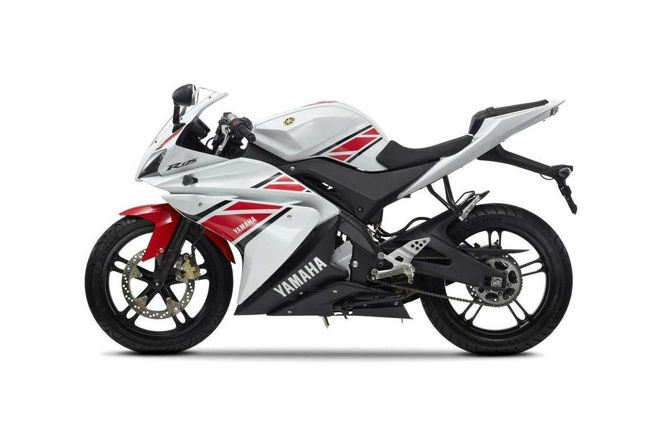 Yamaha YZF R125 - Featured image