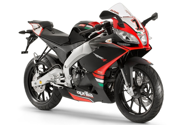 Aprilia RS4 125 - Featured image