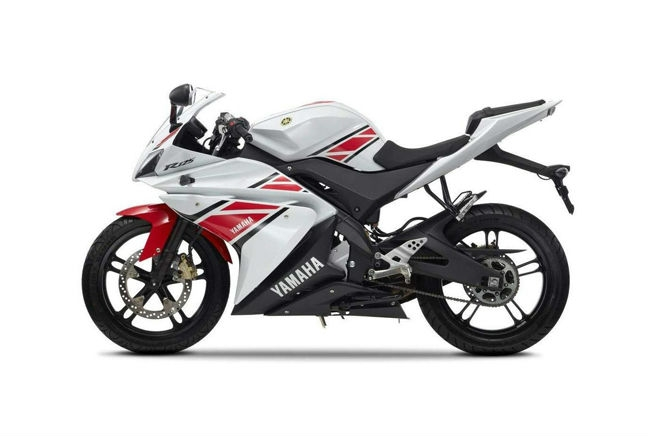 Yamaha YZF-R125 - Featured image