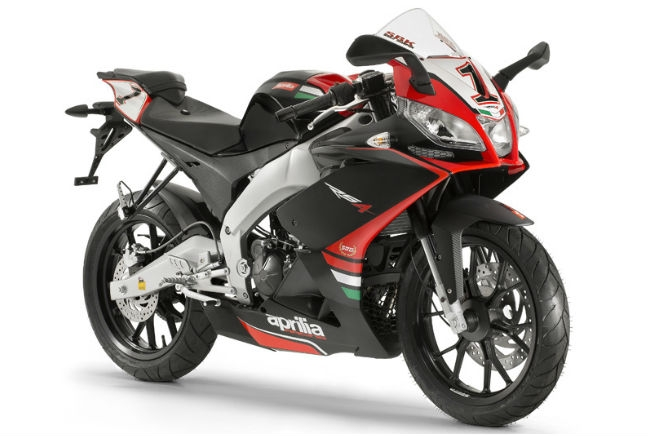 Aprilia RS125 - Featured image