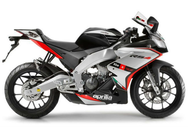 Aprilia Tuono 125 - Featured image