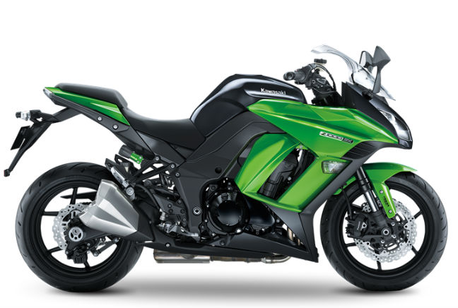 Kawasaki Z1000SX - Featured image