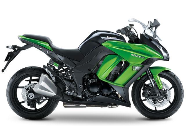 Kawasaki Z1000SX - Featured image