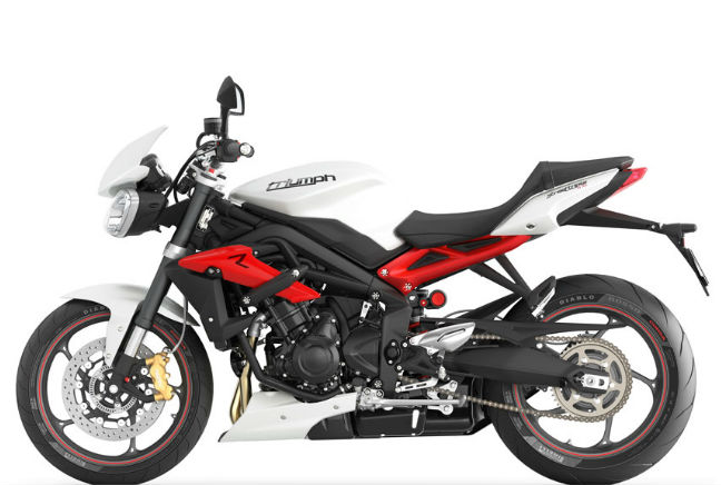 Triumph Street Triple R - Featured image