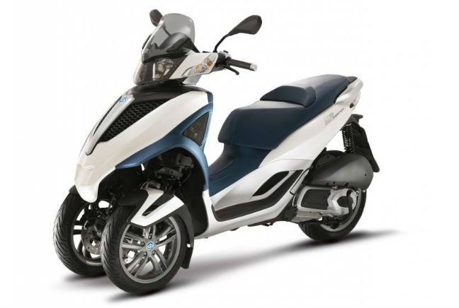 Piaggio MP3 Yourban 125 - Featured image