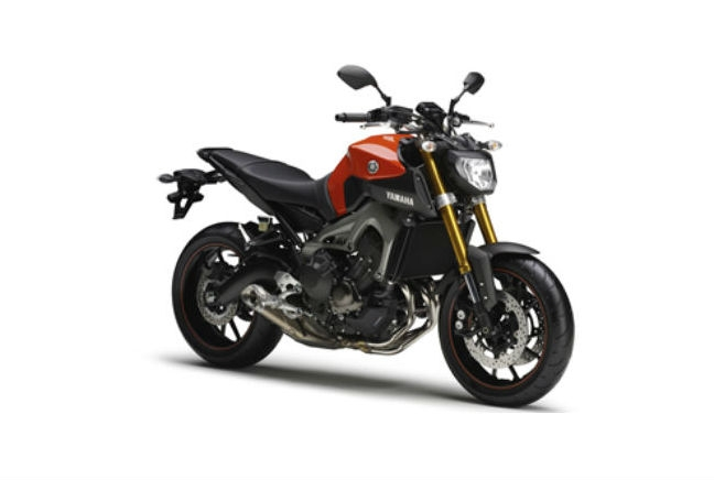 Yamaha MT-09 - Featured image