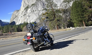 Travel insurance for motorbike tours and holidays