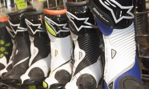 Buying the best motorbike boots
