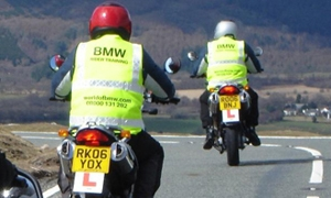 The Motorbike Licence timeline